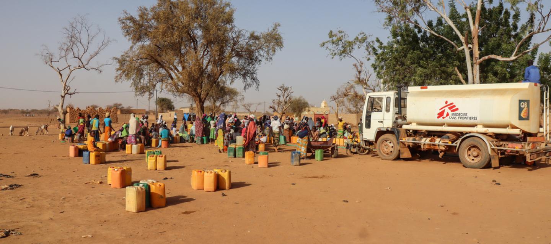 Unsere Hilfe in Burkina Faso I Ärzte ohne Grenzen